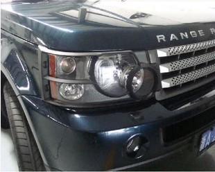 Range Rover L322 Headlight Guard Trim Range Rover L322
