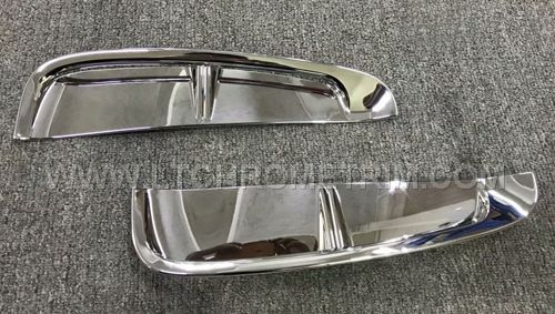 Porsche Products Lanteng Auto Accessories Chrome Trim